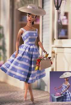 Suburban Shopper Barbie Doll - 2001 Collectors' Request Collection - Barbie Collector