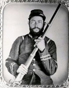"""Private William Boyd Wheless Co. K """"the Poplar Springs Grays"""" 24th NC State Troops, 12th NC Volunteers"""