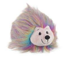 Plush Toy Webkinz Rainbow Hedgehog Plush Stuffed Animal