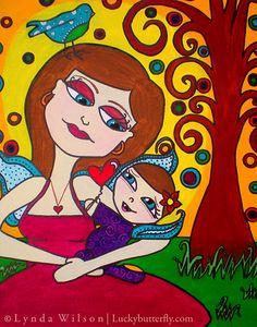Mothers Love by Lucky-Butterfly.deviantart.com on @deviantART