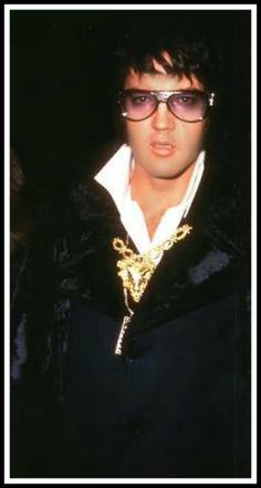 Elvis Presley in 1974
