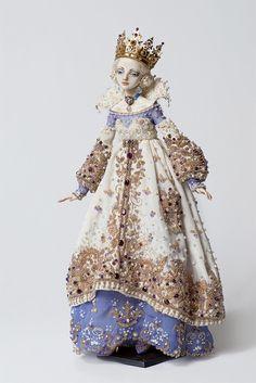 """✯ ★❤️^__^❤️★ ✯ """"AGNETHA"""" Doll•icious Beauty--ENCHANTED DOLLS by Marina Bychkova ✯ ★❤️^__^❤️★ ✯"""