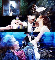 Phantom of the Opera- Ramin Karimloo and Sierra Bogess!!!!!