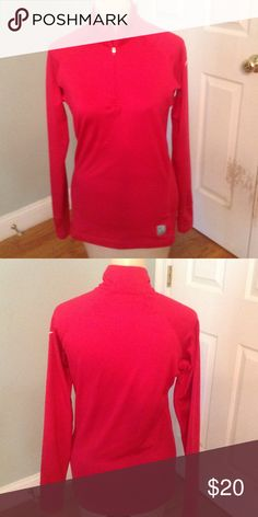 Nike work out top! Nike pro w lining ! Nike Jackets & Coats