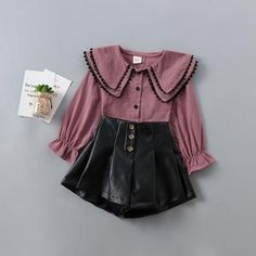 Dress up your cute little ones with this new and fashionable spring outfit, let them stand out and be the main attraction. Valentines Outfits, Happy Valentines Day, Khaki Green, Red Green, Dance Outfits, Girl Outfits, Red Fashion, Spring Collection, Little Ones