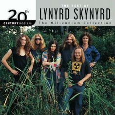 Check out Century Masters - The Millennium Collection: The Best of Lynyrd Skynyrd - Lynyrd Skynyrd album Rock And Roll, Rock & Pop, Lynyrd Skynyrd, Sweet Home Alabama, Rock Songs, Rock Music, Music Music, Ronnie Van Zant, Concert Posters