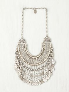 Chanour Antalya Coin Collar http://www.freepeople.com/whats-new/antalya-coin-collar/