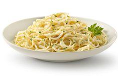 Easy Creamy PHILLY Spaghettini