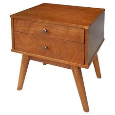 Porter Dayton End Table Mid Century Modern - Foremost