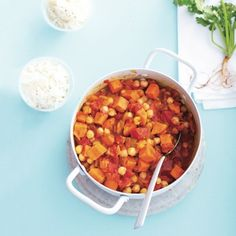 Cozy up at home with some internationally-inspired comfort food tonight. Find these curry recipes and more at Chatelaine.com
