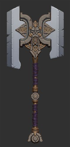 DS2 Maker's Axe Colour Theme by MissMaddyTaylor on DeviantArt