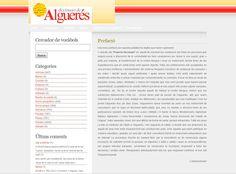 Dictionari Algueres  www.algueres.net
