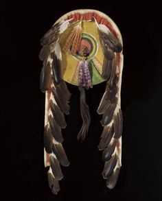 Shield  Osage, 1870-1890  The National Museum of the American Indian