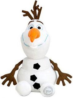 Pelúcia Olaf 30cm - Frozen