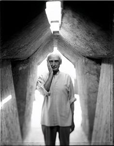 Paolo Soleri's Arcosanti : The City in the Image of Man | ArchDaily