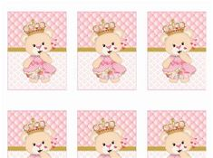 Tarjetas Baby Shower Niña, Google Drive, Baby Birthday Card, Baby Shower Niño, Baby Shawer, Baby Clip Art, Diy And Crafts, Teddy Bear, Christmas Ornaments