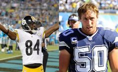 What Do Sean Lee And Antonio Brown Have In Common?