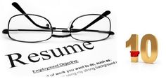 Our Blog | Top 10 Tips For Successful Resume Writing  - Consumers' Choice Award