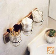 Clever bathroom storage oragnisation ideas - Exterior and Interior design ideas