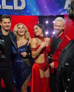 'Dancing with the Stars' spoilers: Couples dance to songs inspired by their guilty pleasures! Dancing with the Stars spoilers reveal what fans can expect to see on the upcoming episode of Season Couple Dance Songs, Artem Chigvintsev, Witney Carson, Mark Ballas, Cheryl Burke, Nikki Bella, Reality Tv Shows, The A Team, Dancing With The Stars