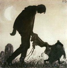 kolybanov - Сказочный мир Йона Бауэра (John Bauer)