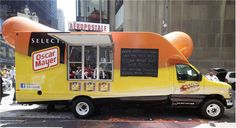 Oscar Mayer Launches Wienermobile Food Truck