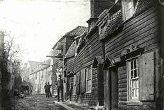 Strand Yard, Highgate London 1900