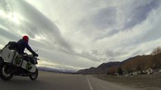 Aether Chasing Winter: how do you combine motorcycles and skiing? Here's a trip through the Rockies in early April, hitting the first of the open roads and the last of the spring skiing.