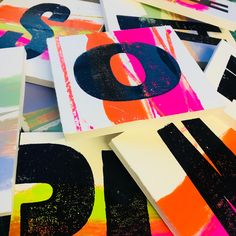 Littleworks Creative is a collection of little works of art, created by London designer and printmaker Tamara Williams Letterpress, Printmaking, Tiles, Create, Gallery, Design, Art, Room Tiles, Art Background