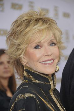 Hairstyle Appreciation Day: Jane Fonda
