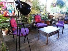 jolie chaise