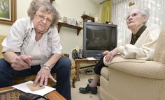 Senior companions help elderly live at home