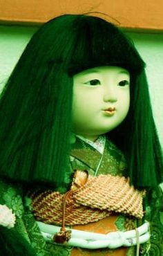 The haunted Japanese doll Okiku, possessed by the spirit of a 10 year old girl who took refuge inside it. Some time after the funeral of the girl, the hair of the doll began to grow. Although the doll's hair is cut regularly, the hair grows again and again...