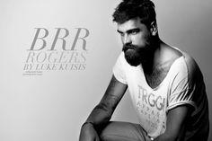 Luke Kuisis Photography    #beard  #tattoo #BrrRogers Clean Shaven, Beard Tattoo, Moustaches, Facial Hair, Beards, Growing Up, Classy, Kids, Photography