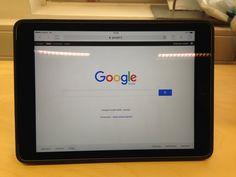 Google. Tiedonhaku