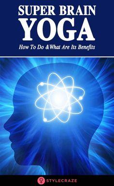 Super Brain Yoga Book