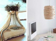 Nest Beds, Chair Design Ideas And Lighting Bringing Coziness Into Modern  Interior Decorating