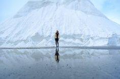 Photographer MASATO SAITO  Ice Wall  ONE EYELAND