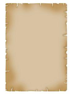 Cómo hacer invitaciones de rollos de pergamino | eHow en Español