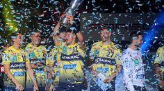 Erster Titel der Saison: Rhein-Neckar Löwen gewinnen Supercup