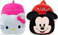 Checkout this latest Bags & Backpacks Product Name: *Attractive Kids Bags & Backpacks* Material: Canvas No. of Compartments: 2 Multipack: 2 Sizes:  Free Size (Length Size: 10 cm, Width Size: 10 cm)  Country of Origin: India Easy Returns Available In Case Of Any Issue   Catalog Rating: ★4.2 (6374)  Catalog Name: Attractive Kids Bags & Backpacks CatalogID_2096223 C63-SC1192 Code: 023-11232330-156