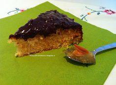 Kiosko di frutti di bosco: Torta con marmellata di arance dentro, sopra e nel...