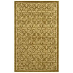 Mohawk Medici Apple Butter Pearl 8 ft. x 10 ft. Area Rug - 286095 at The Home Depot
