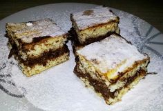 Kókuszos avokádós csokikrémes süti