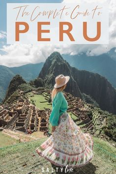 Find a complete Peru travel guide including the best places to stay, places to eat, and things to do in Cusco, Machu Picchu, and Sacred Valley. Plus get tips on how to visit Rainbow Mountain in Peru | peru travel guide trips | best things to do in peru bucket lists | peru travel beautiful places | beautiful places in peru | top things to do in cusco peru | machu picchu peru travel | sacred valley peru | rainbow mountain peru | peru travel itinerary | peru travel tips Beautiful Places To Visit, Cool Places To Visit, Peru Travel, South America Travel, Machu Picchu, Travel Images, Cusco Peru, Bucket Lists, Traveling By Yourself