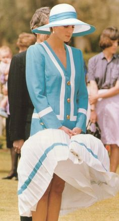 PRINCESS DIANA - EGYPTE Mai 1992 _ SUITE