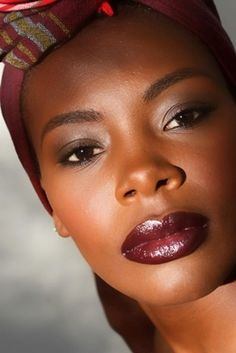 #Makeup  http://chicamod.com/style/beauty/1421-makeup-that-works-for-you-flawless-makeup-for-dark-skin-featuring-bellesa-africa-a-how-to