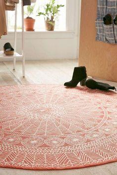 kelim semi circle 200 x 140 cm ferm living teppich wohnen pinterest teppich design. Black Bedroom Furniture Sets. Home Design Ideas