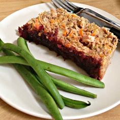 Brooke's Kitchen of Culinary Dreams: Paleo Turkey Meatloaf with a Spiced Cranberry Glaze