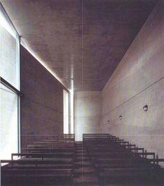 Tadao Ando, Church of Light, Osaka, Photo Yoshio Shiratori Tadao Ando, Church Of Light, Critical Regionalism, Osaka, Interior, Case Study, Home, Studios, Walls